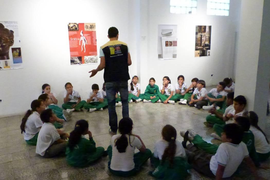Una historia en clave de educación, arte y género