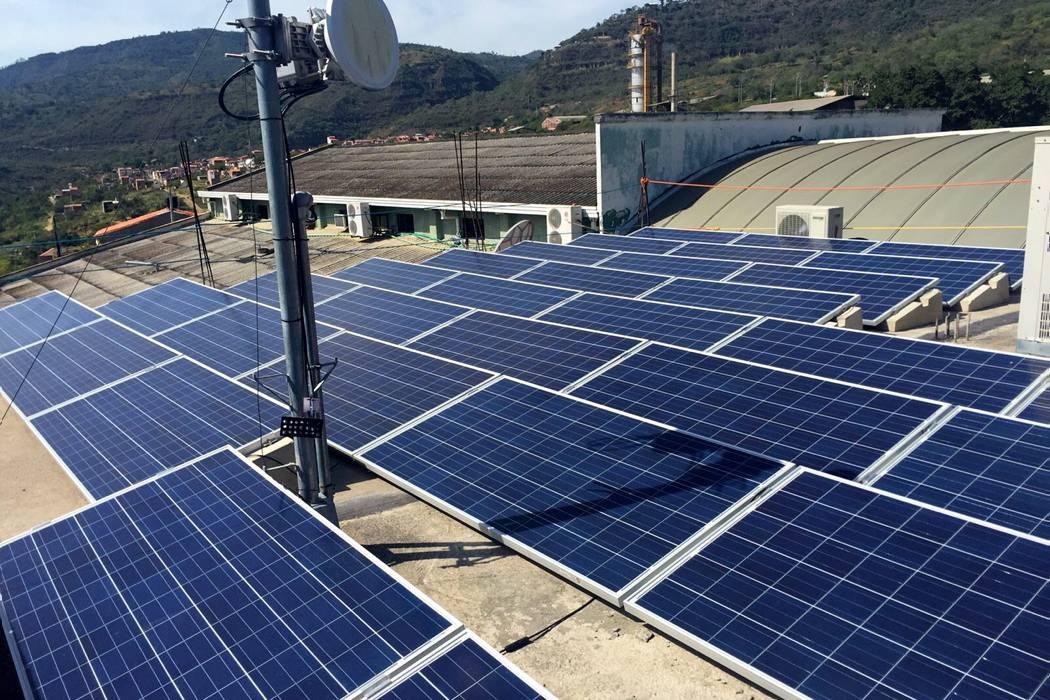 Sena aprovechará energía solar con la instalación de paneles