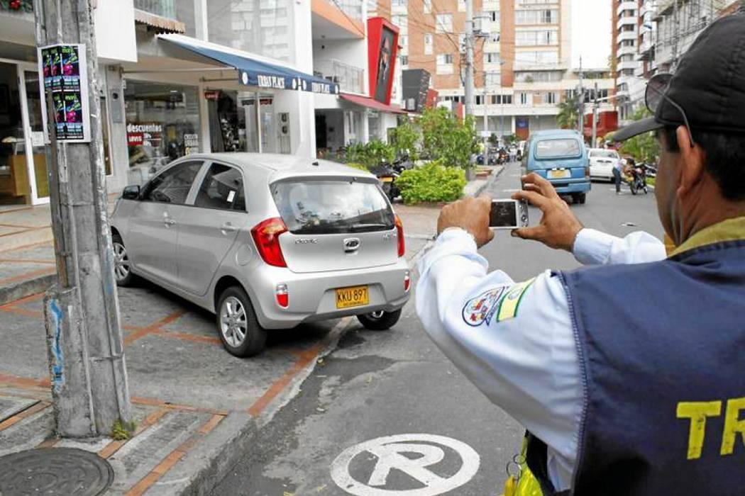 Denuncian convenio para tomar fotomultas con drones en Bucaramanga