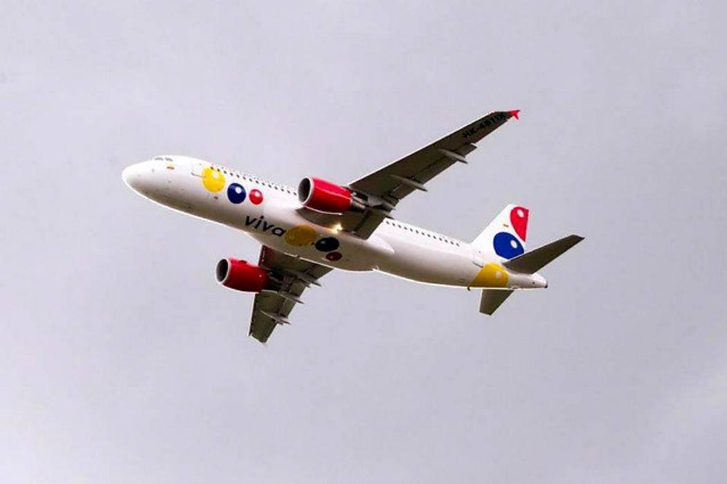 VivaColombia, Easy Fly y Lan, las firmas aéreas con más rutas aprobadas en 2015