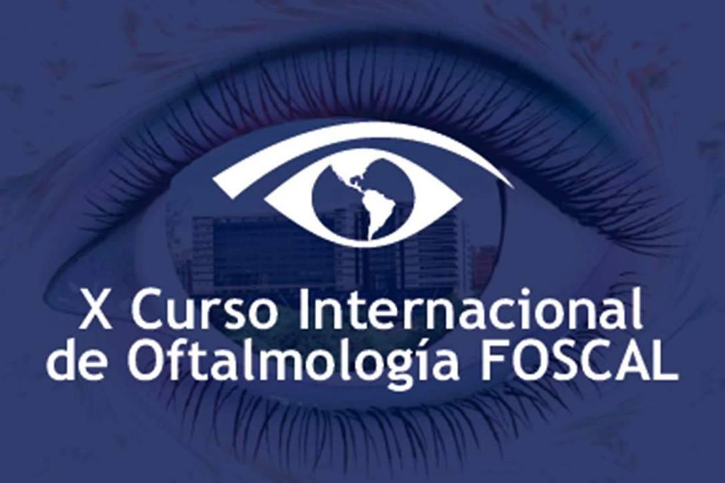 Curso Internacional de Oftalmología con lo último en actualización científica comienza hoy