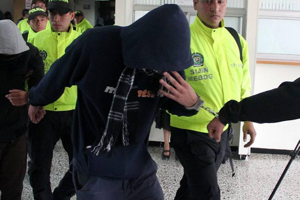 Dos guerrilleros de las Farc condenados a 32 años de cárcel por secuestro extorsivo