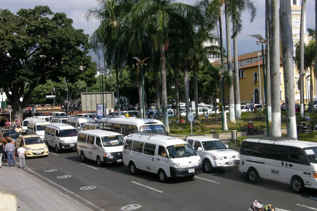 Transporte escolar y especial de Bucaramanga no tendrá 'Pico y Placa'