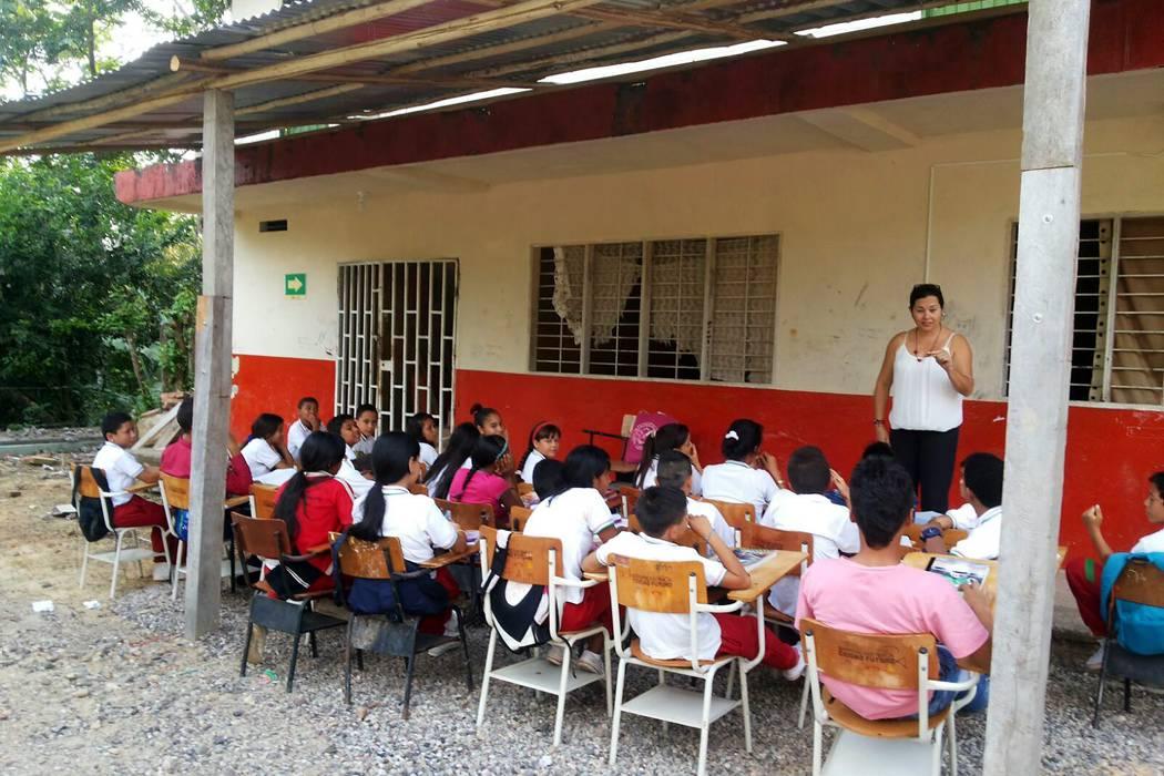 Colegio La Fortuna, ahora con 'pico y placa' de clases