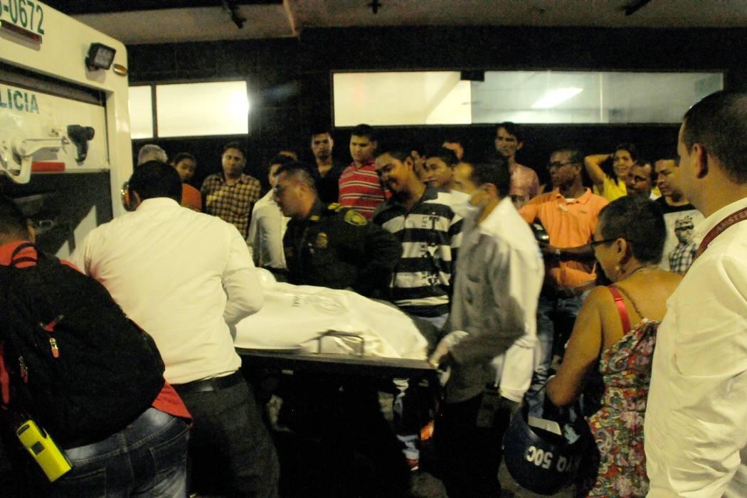 Un muerto dejó accidente en obras del puerto multimodal de Barrancabermeja