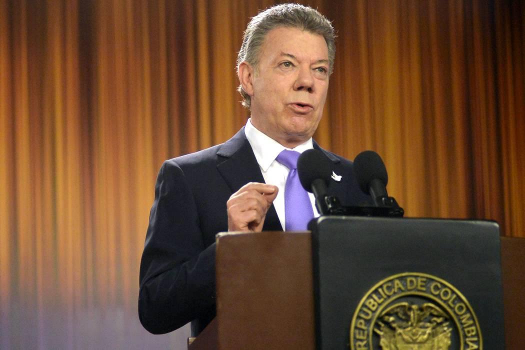 Presidente Santos ya está en Ecuador para participar en la Cumbre de la Celac