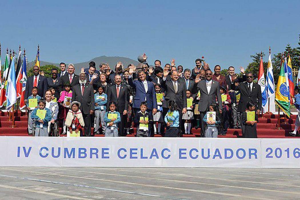 Presidentes de América Latina reiteraron su apoyo al proceso de paz