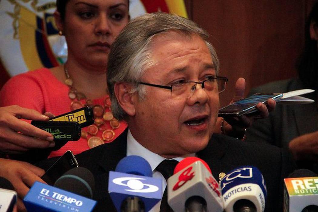 José Luis Barceló, designado presidente encargado de la Corte Suprema