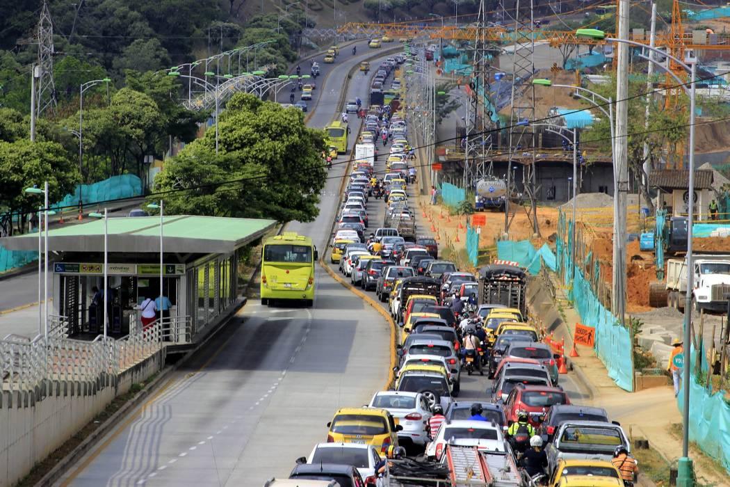 Estudian eliminar el 'Pico y Placa' en un año en Bucaramanga
