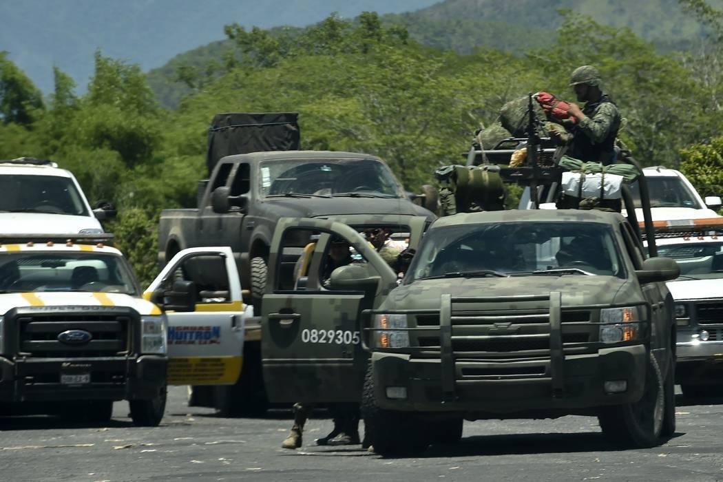 Asesinan a seis personas, entre ellas un bebé y una niña, en el sur de México