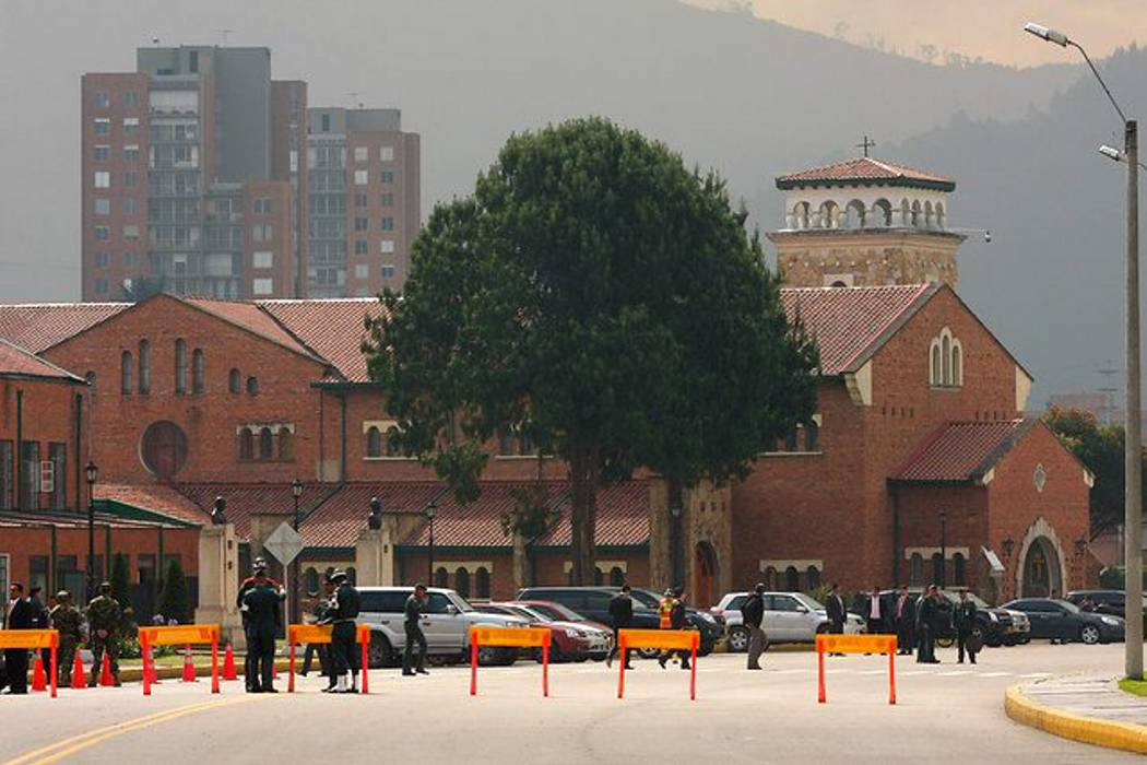 Dejan en libertad a alférez que le disparó a un teniente en Bogotá