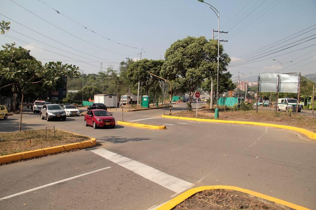Desde hoy se implementan cambios viales en barrio Diamante II de Bucaramanga
