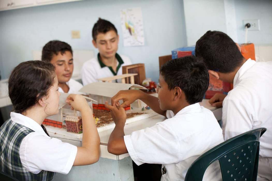 Programa Generación ConCiencia seleccionó 176 iniciativas de Santander