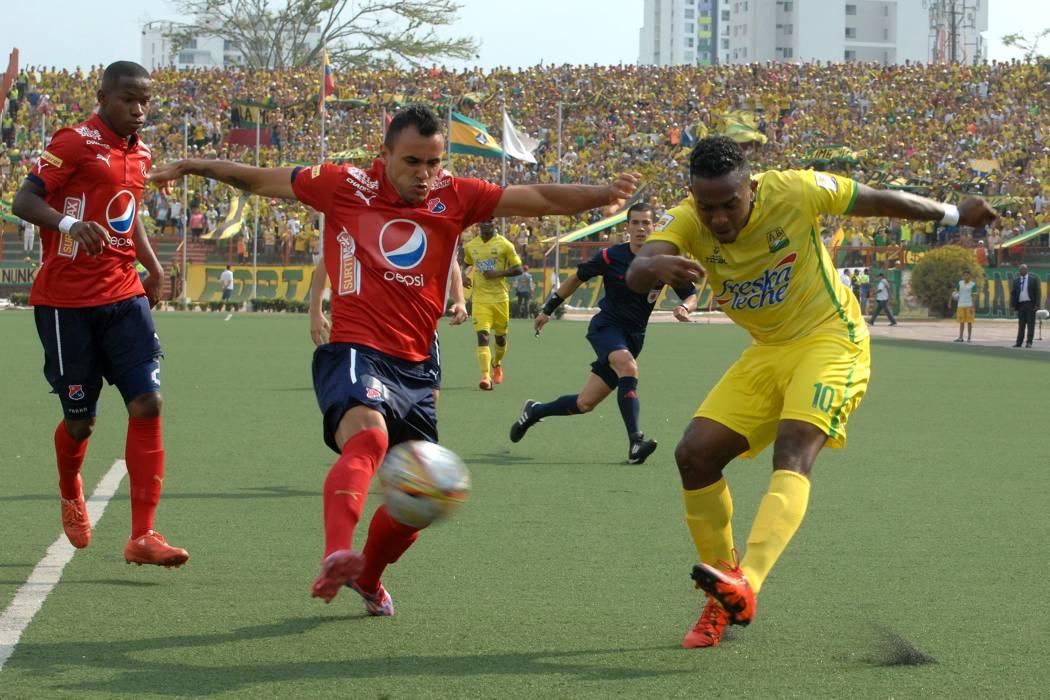 Calificación uno por uno de los jugadores del Atlético Bucaramanga ante el Medellín