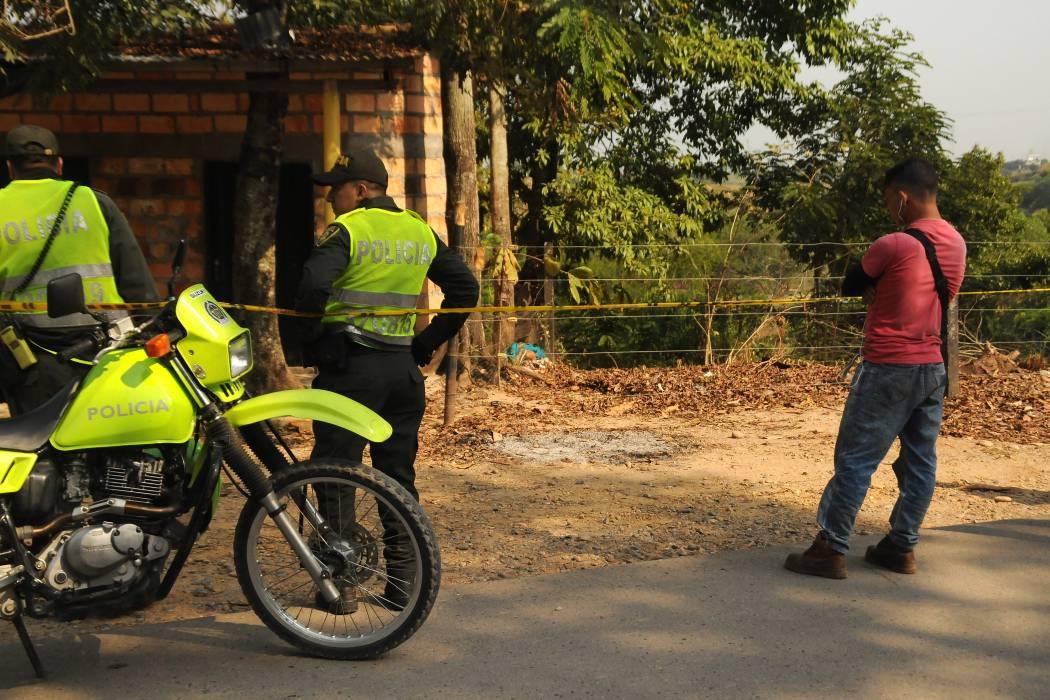 Con cinco homicidios cerró enero en Barrancabermeja