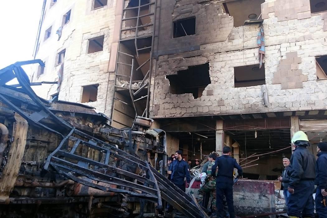 Oposición siria comienza a negociar con ONU