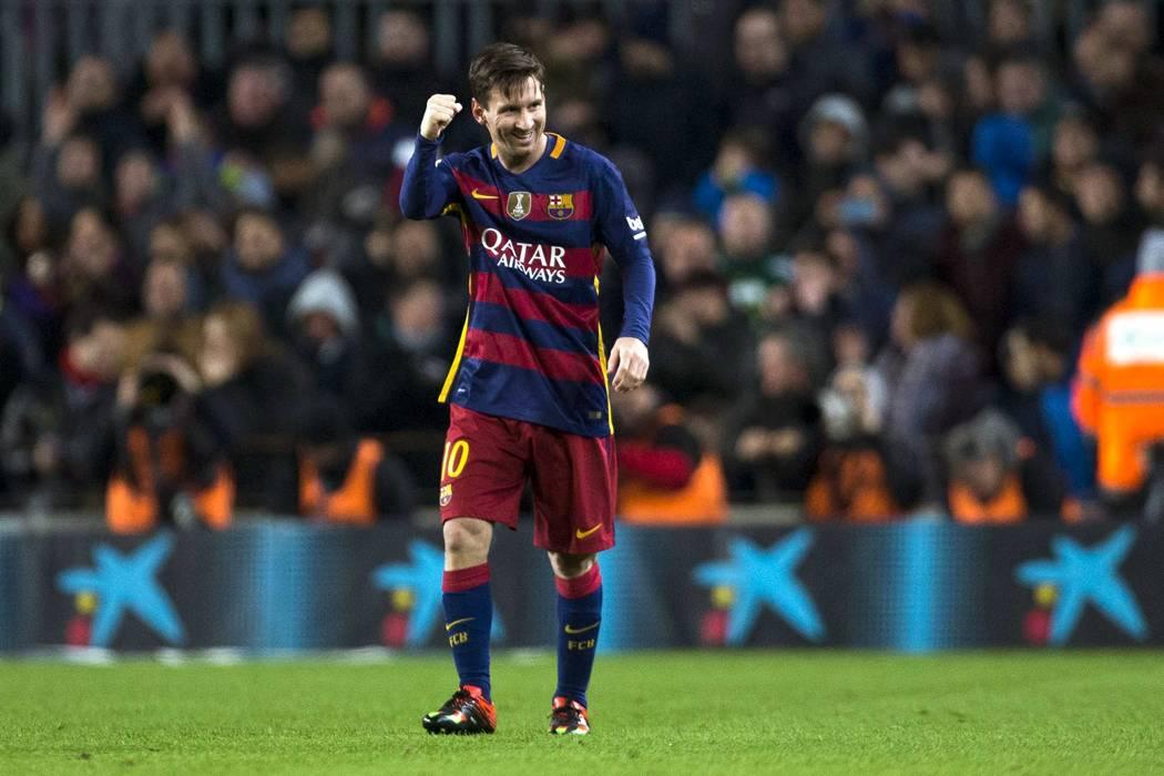 Lionel Messi no irá a los Juegos Olímpicos Río 2016