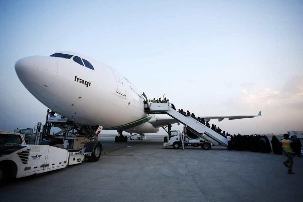 Alerta en vuelo Madrid-Riad de Saudi Airlines, tras amenaza de bomba