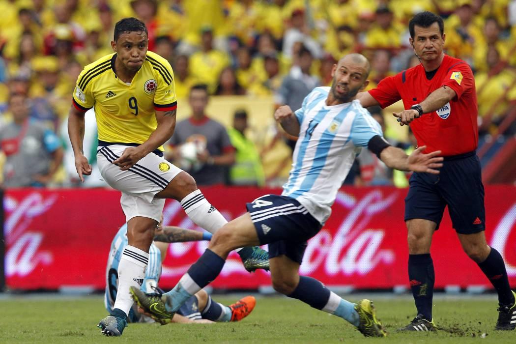 Colombia sigue octava en la clasificación mundial de la FIFA
