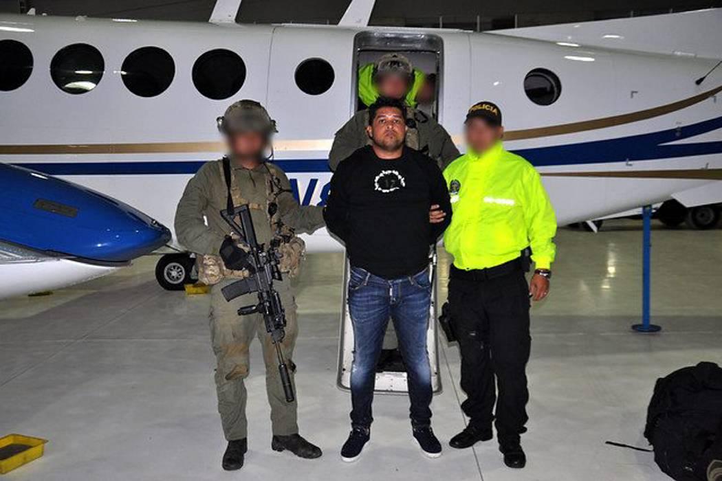 Capturado 'Ahijado', cabecilla del Clan Úsuga y familiar de Carlos Castaño