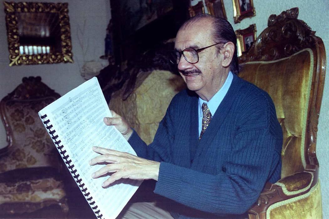 Murió Jesús Pinzón Urrea, gran compositor santandereano