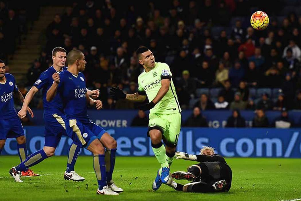 Manchester City y Leicester se juegan el liderato de la Premier
