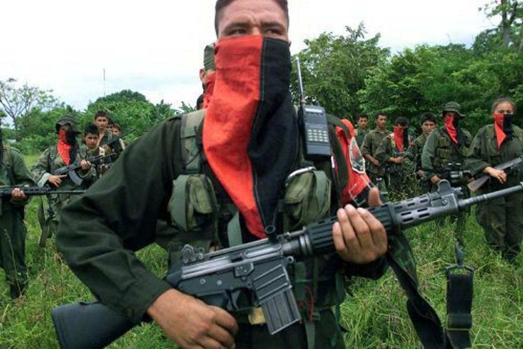 El Eln se pronunció sobre el rapto del cabo Villar