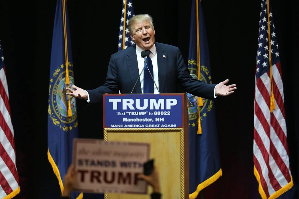 Trump: muro en la frontera de EEUU le costará a México unos US$8.000 millones