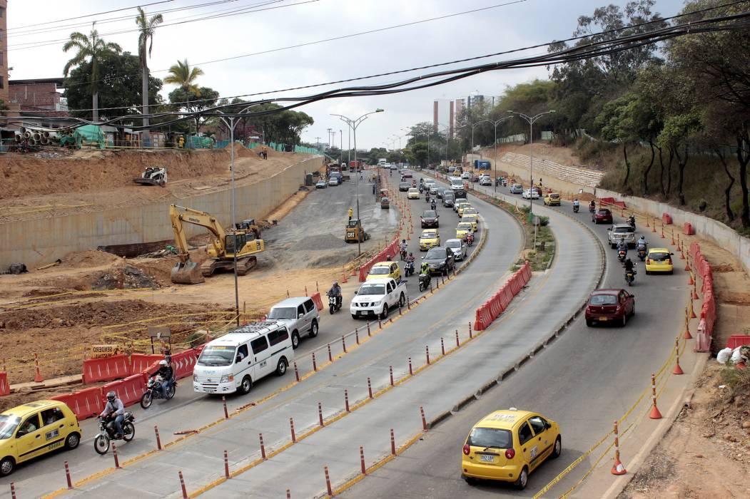 Desde hoy habrá cambios en el tránsito por la Autopista