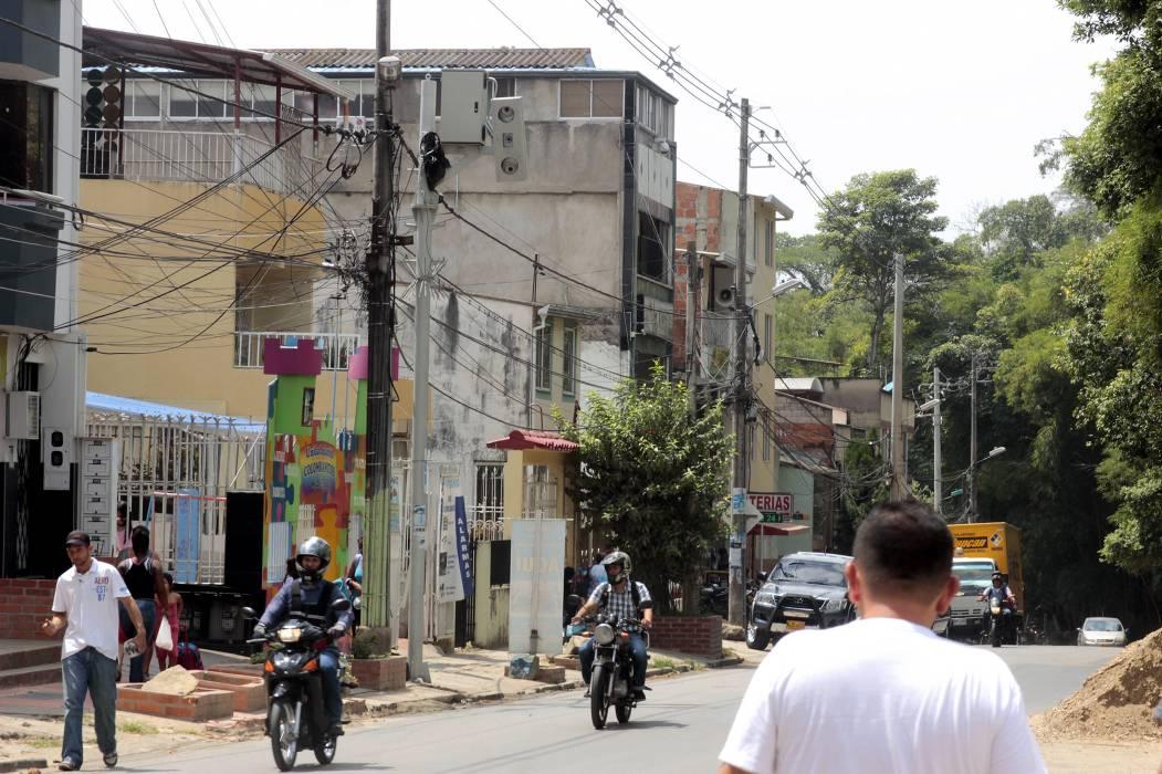 Alcaldía de Floridablanca analizará plan de IEF sobre la cámara de 'fotomultas'