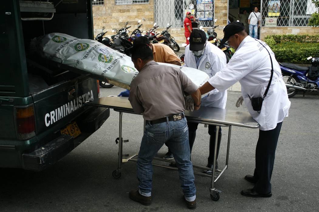 Motociclista murió tras accidente en barrio Sotomayor de Bucaramanga