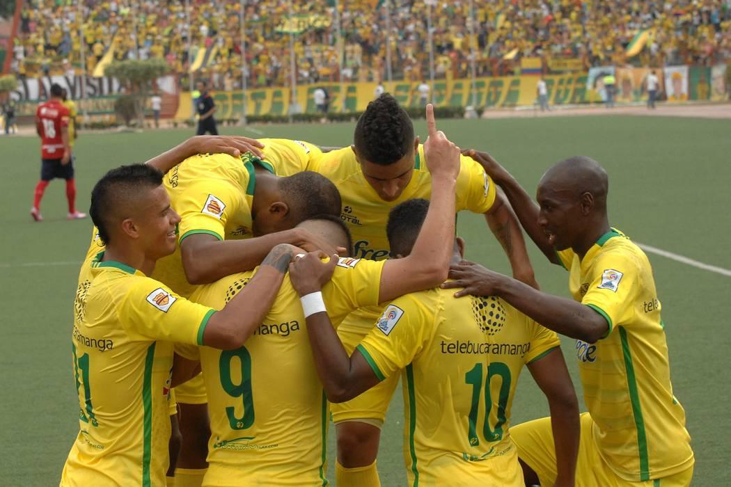 Atlético Bucaramanga, por el primer triunfo del año