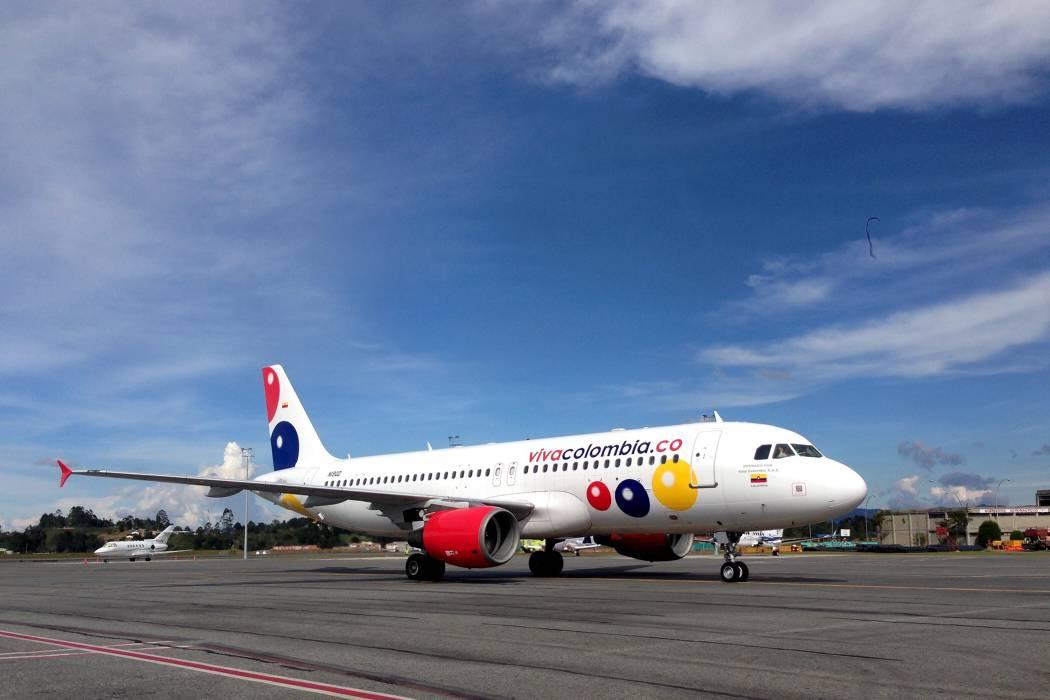 VivaColombia anuncia ruta aérea directa entre Bucaramanga y Cartagena