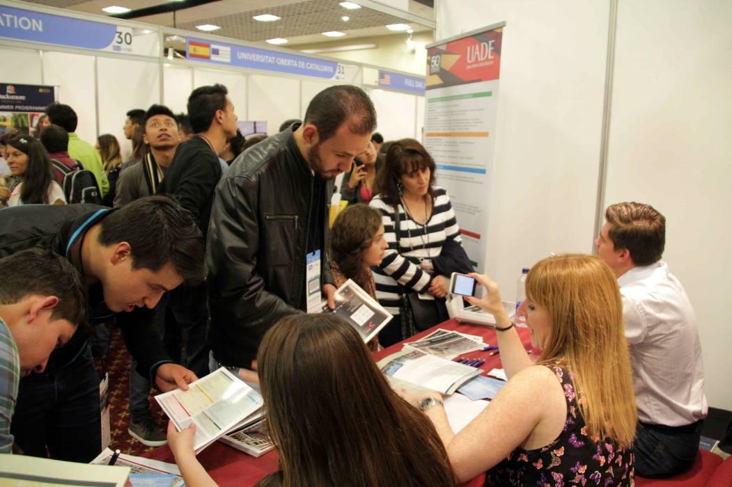Feria de estudios en el exterior llegará otra vez a Bucaramanga