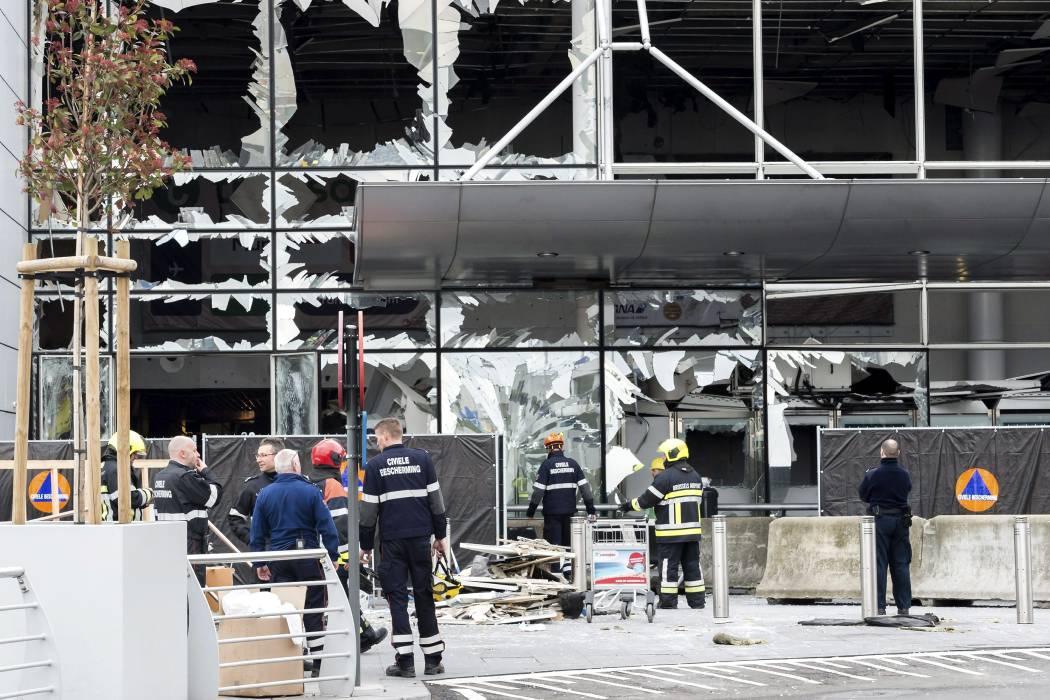 Confirman vínculos de terrorista en atentados de Bruselas y París
