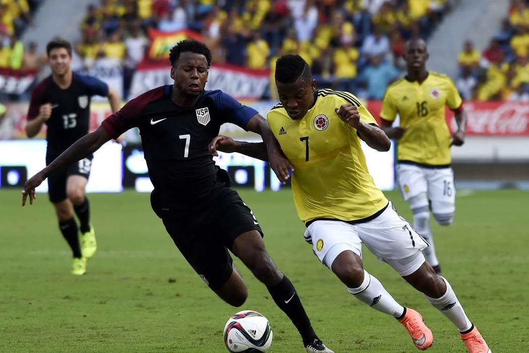 Colombia empató 1-1 ante Estados Unidos en Barranquilla