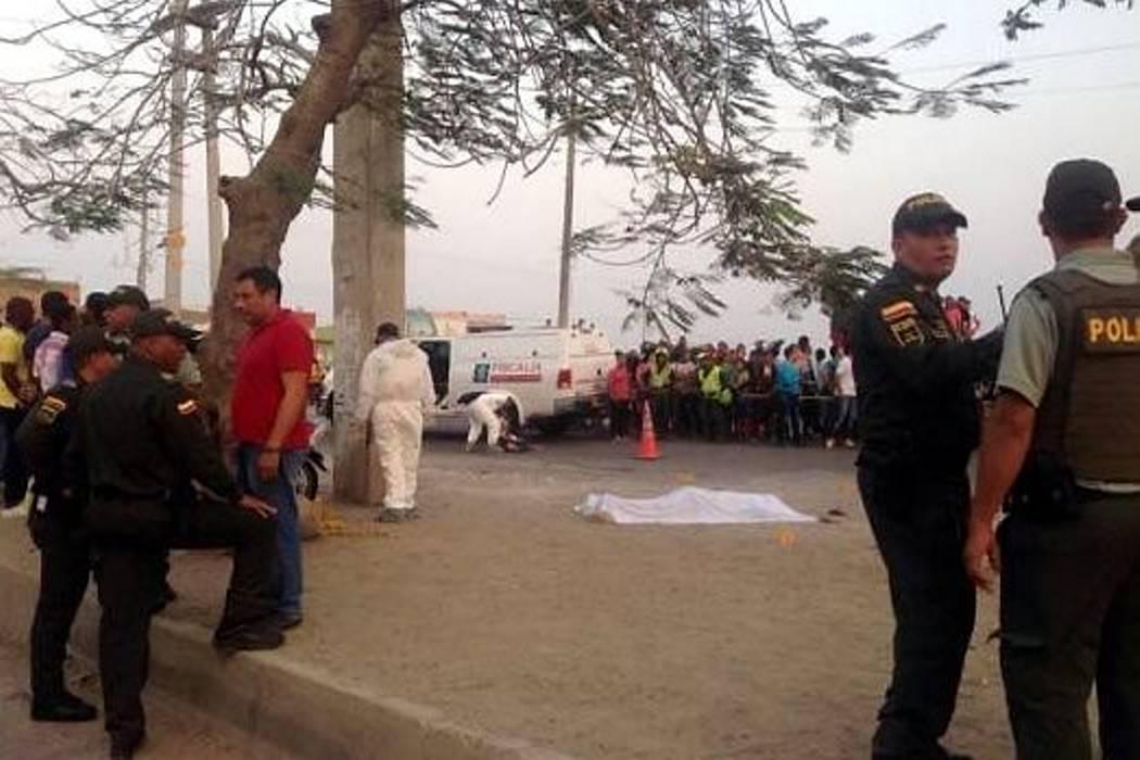 Lo que hay detrás de los asesinatos de tres policías en Cartagena