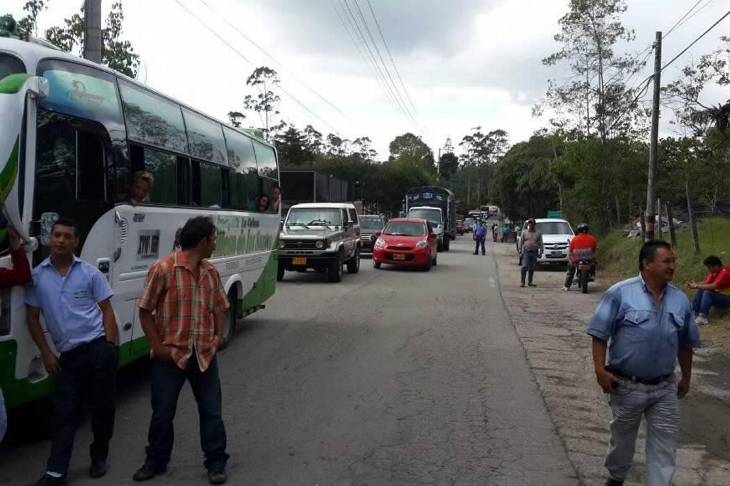 Molestia por incremento del precio del peaje de Los Santos