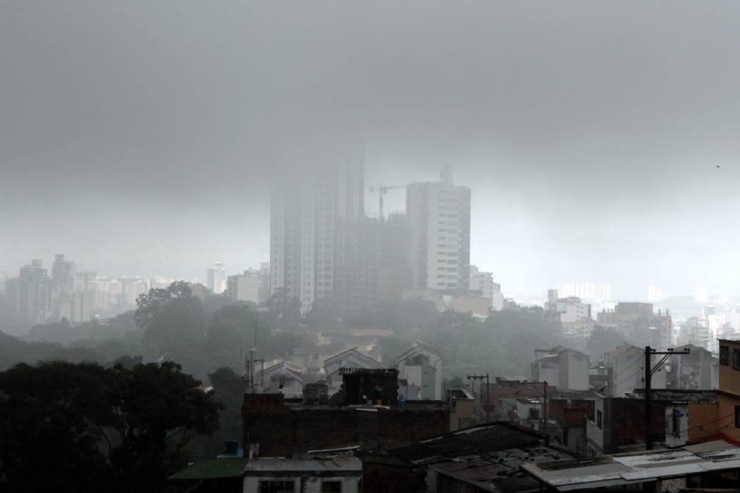 Continuarán las lluvias este miércoles en Santander