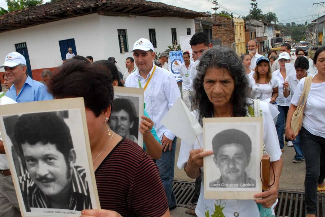 El estado llega a un acuerdo con las víctimas de la Masacre de Trujillo