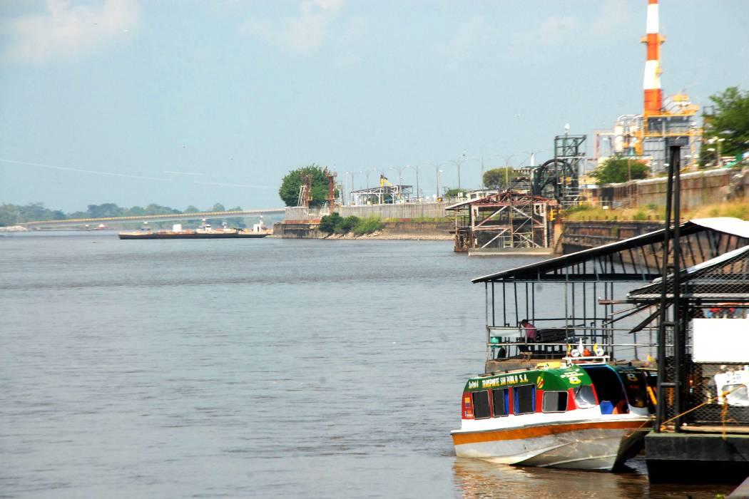 Los niveles de los ríos se recuperarían en julio