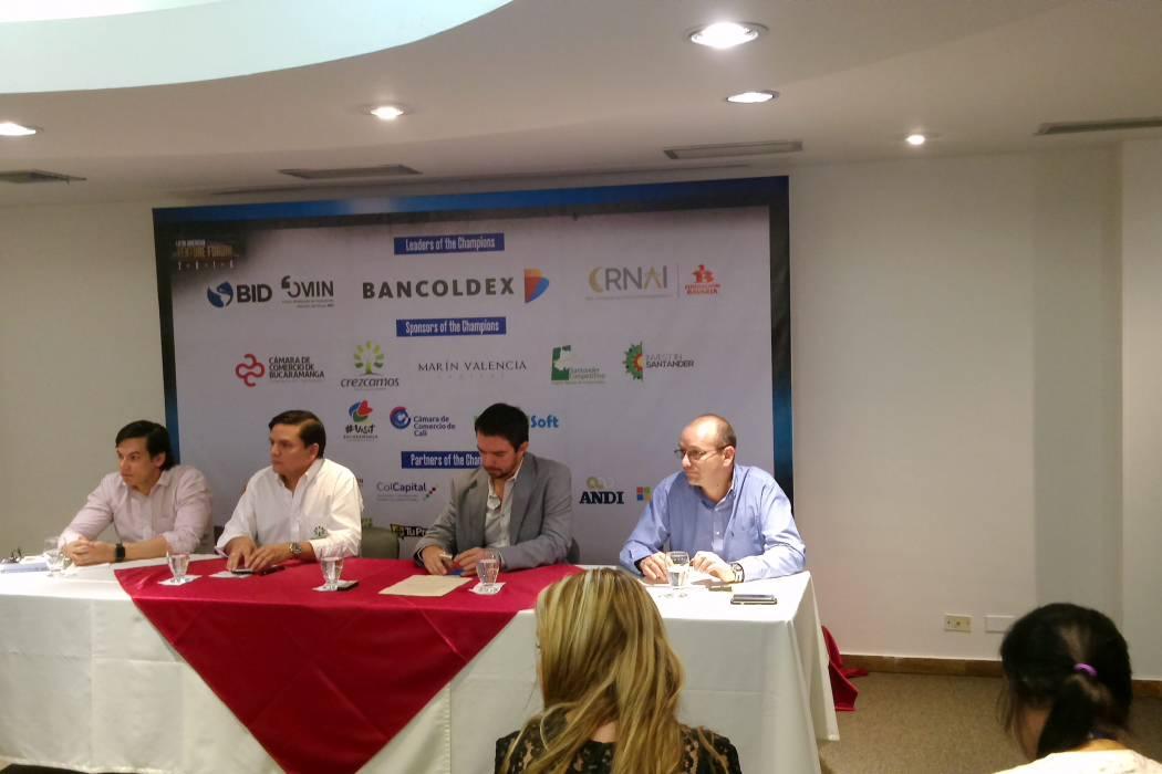 Bucaramanga será sede del Latin American Venture