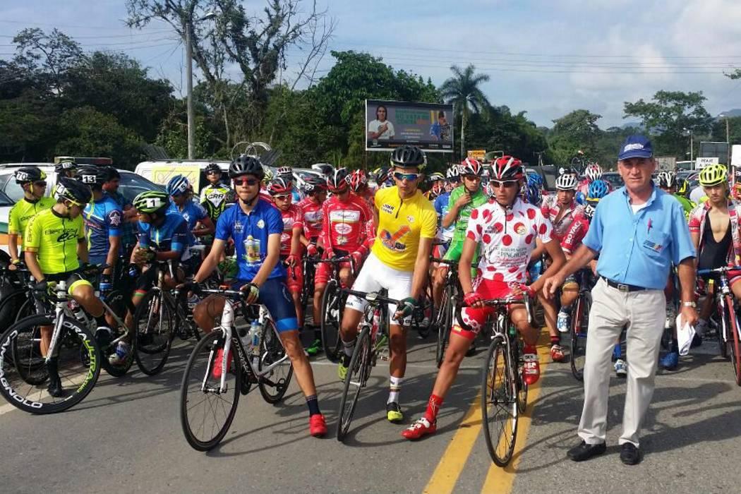 Futuro del ciclismo nacional corrió por las carreteras de Santander