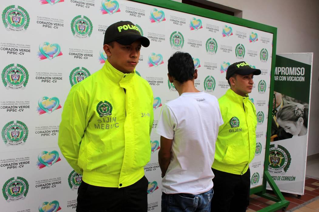 Capturan a un habitante de la calle que mató a otro por $400 en Bucaramanga