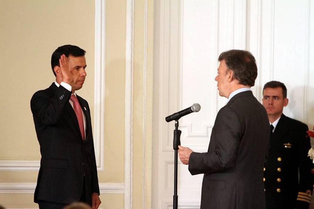 Estos son los nuevos nombramientos del presidente Juan Manuel Santos
