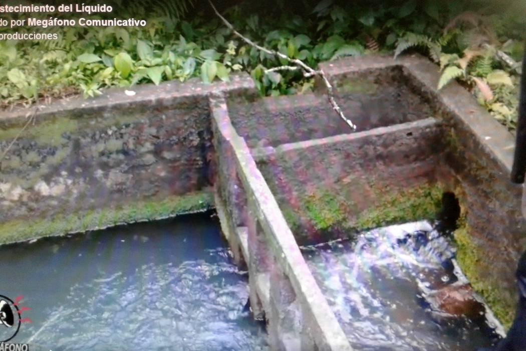Pese a las lluvias sigue el desabastecimiento de agua