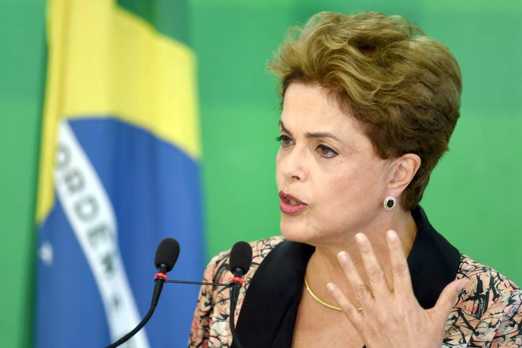 Senado brasileño anticipa instalación de comisión sobre juicio a Rousseff