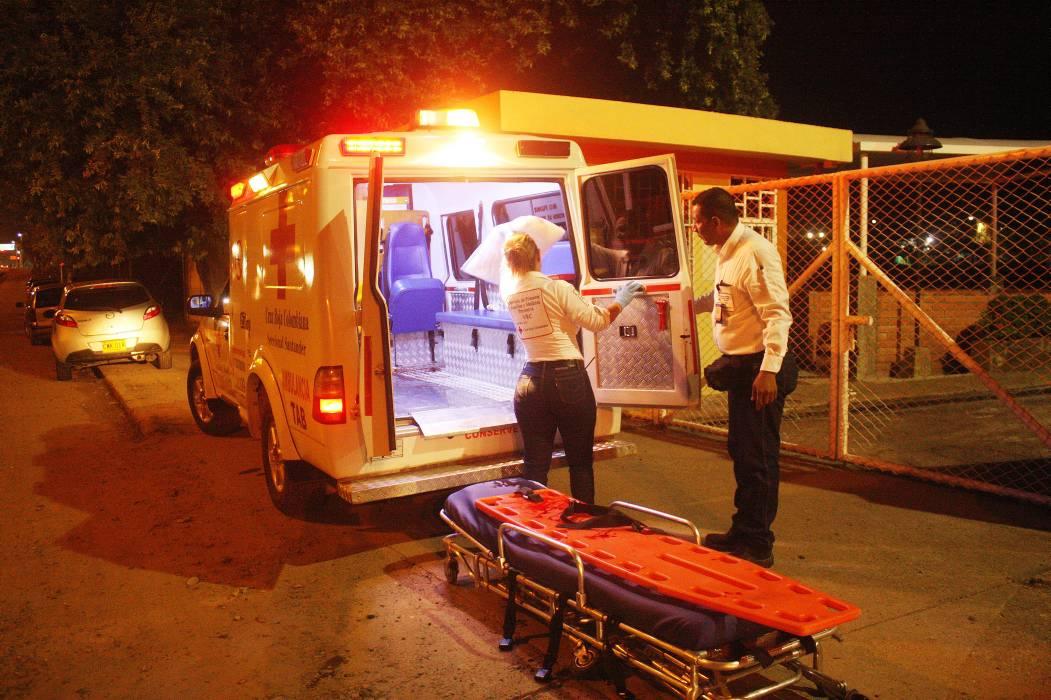 Accidente en la vía a El Centro dejó un muerto