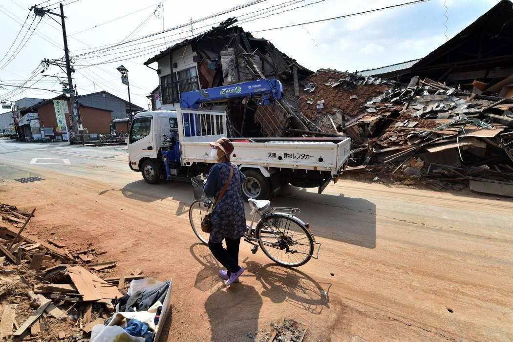 Se reportó un tercer terremoto en Japón, sin víctimas por el momento