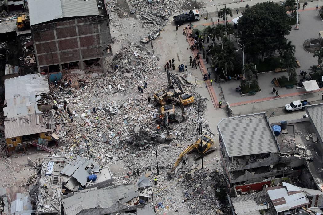 Nuevo temblor sacudió Ecuador y provocó alarma